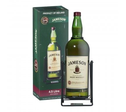 Whisky Jameson 4,5 L