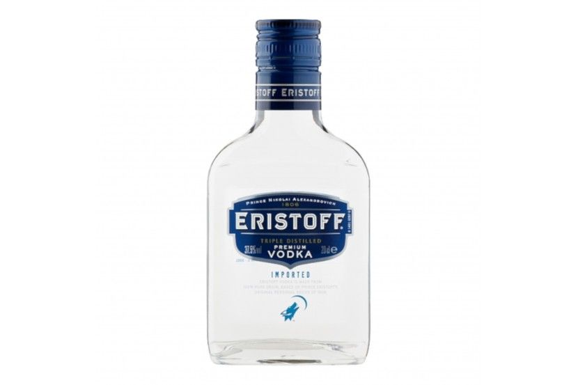 Vodka Eristoff 20 Cl