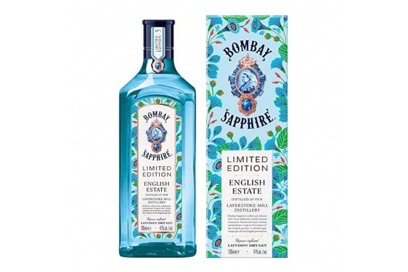 Gin Bombay Sapphire Edicao Limitada 70 Cl