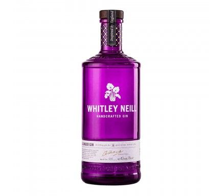 Gin Whitley Neill Rhubarb & Ginger 70 Cl