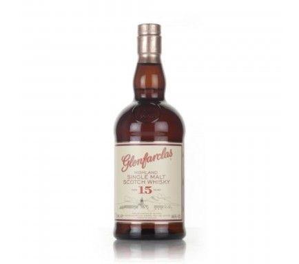 Whisky Malt GlenfarClas 15 Anos 70 Cl