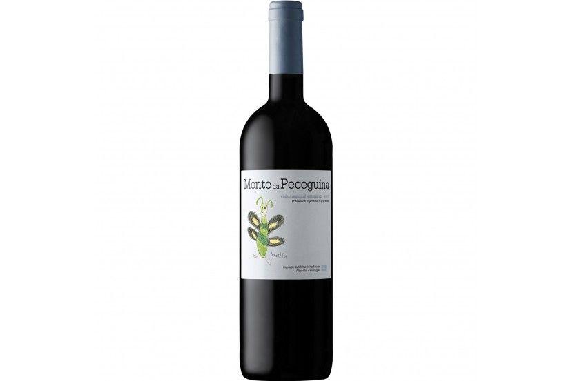 Red Wine Monte Da Peceguina 2017 75 Cl