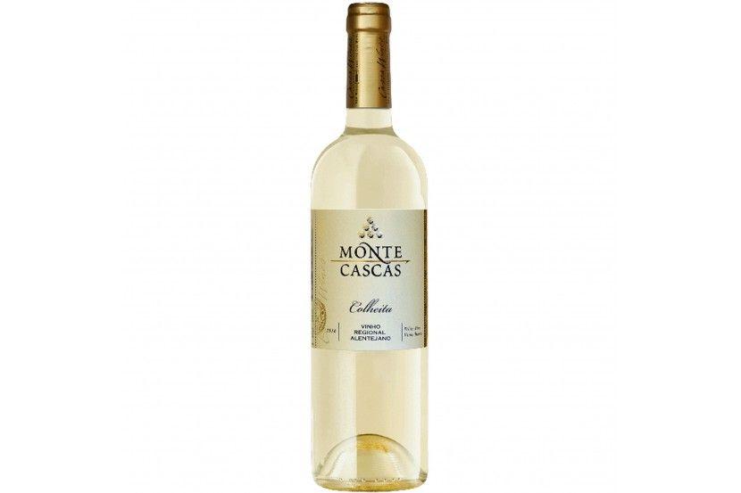 Vinho Branco Monte Cascas Alentejo 75 Cl
