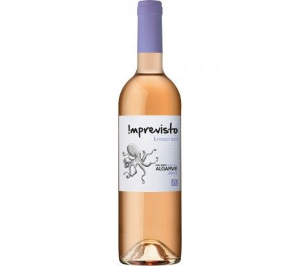 Vinho Rose Imprevisto 2018 (Unexpected) 75 Cl