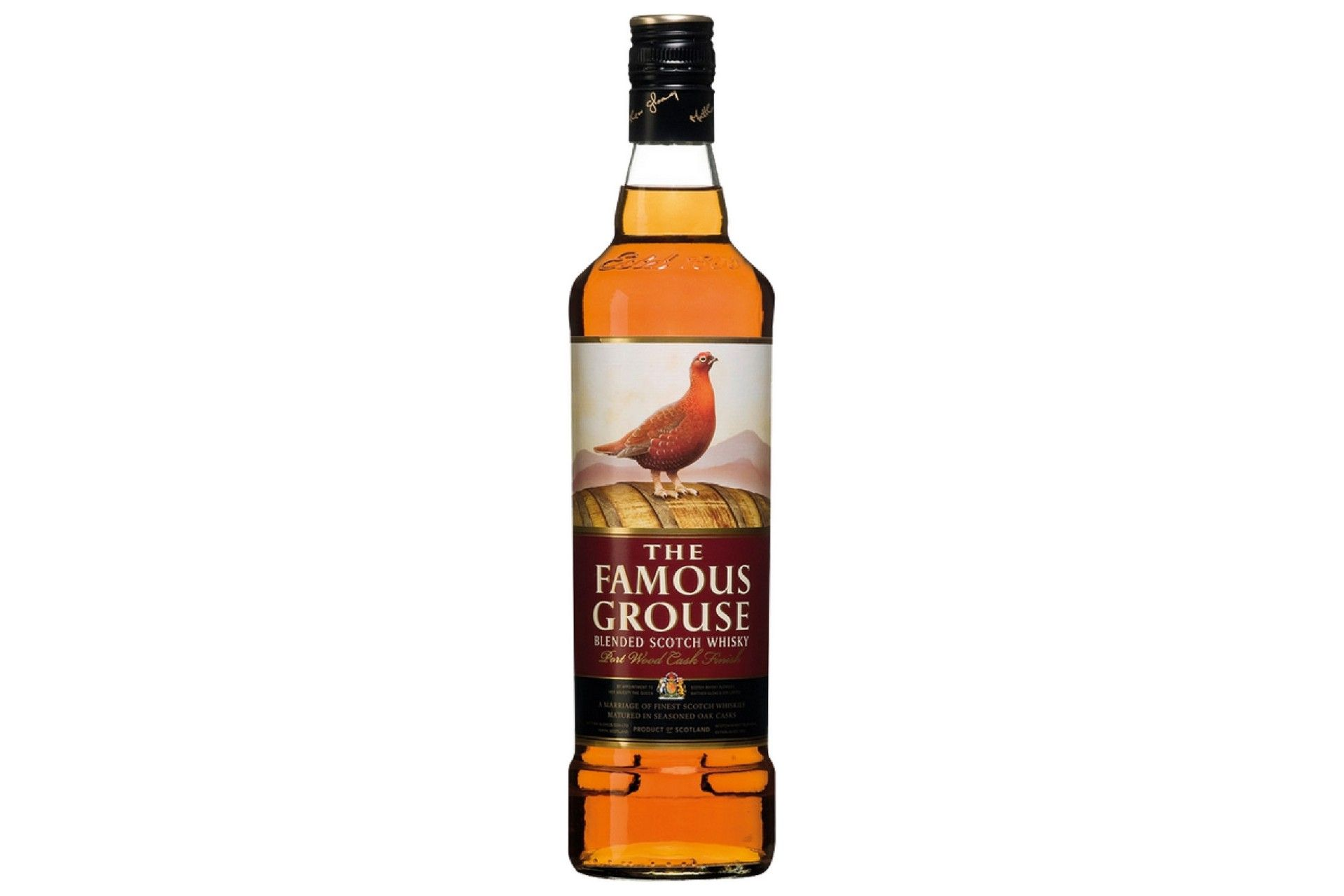 Whisky Famous Grouse Port Wood 70 Cl