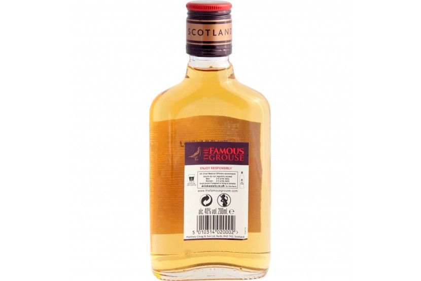 Whisky Famous Grouse 20 Cl