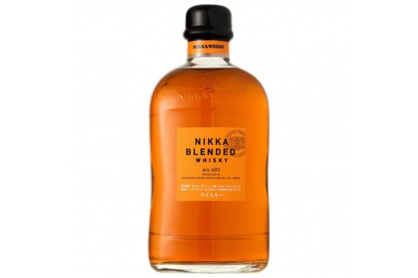 Whisky Nikka Blended 70 Cl