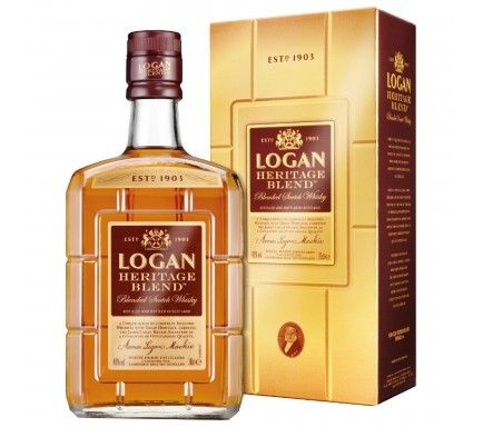 Whisky Logan Heritage Blend 70 Cl