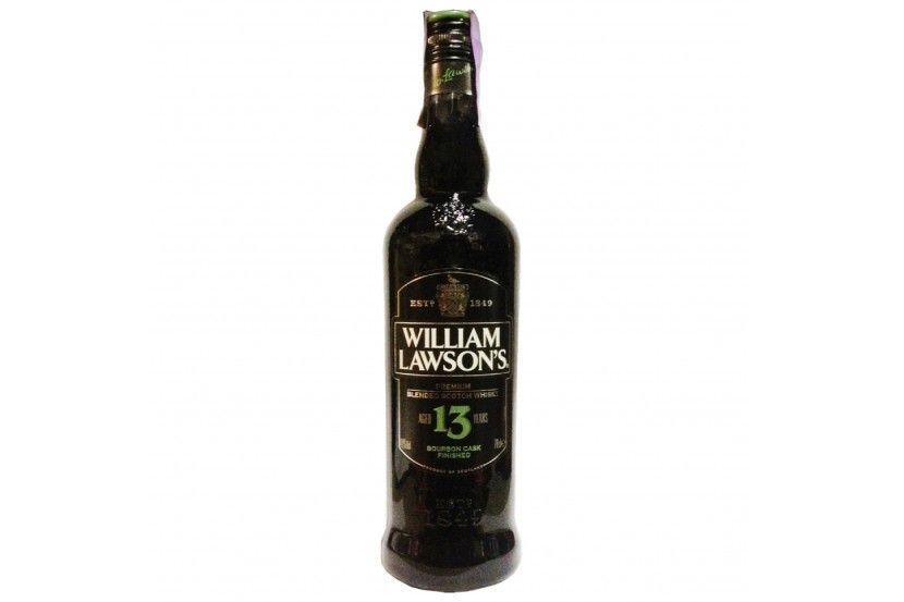 Whisky William Lawson's 13 Anos 70 Cl