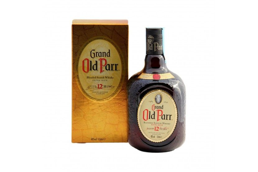 Whisky Old Parr 1 L