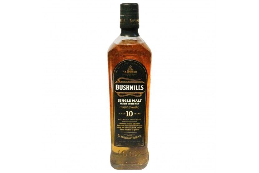 Whisky Malt Bushmill's 10 Anos 70 Cl