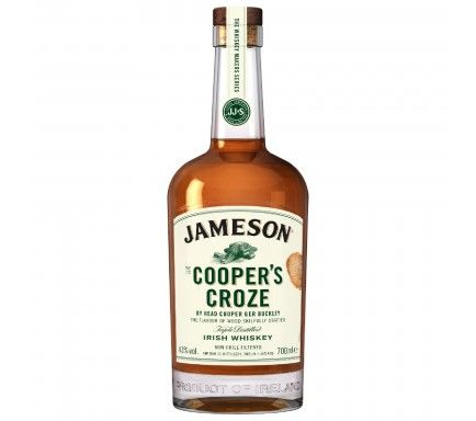 """Whisky Jameson Makers Series """"""""Cooper'S Crooze"""""""" 70 Cl"""
