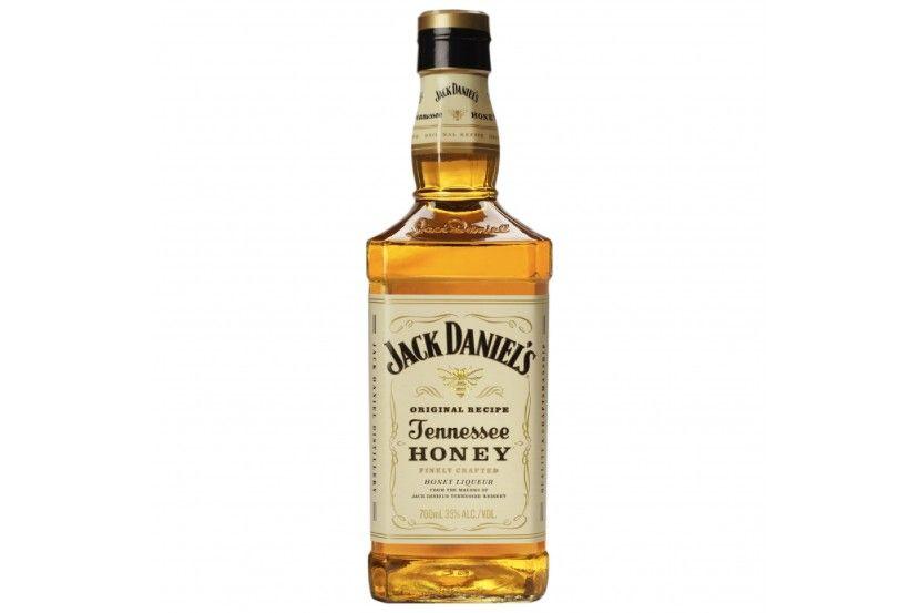 WHISKY JACK DANIEL'S HONEY 70 CL
