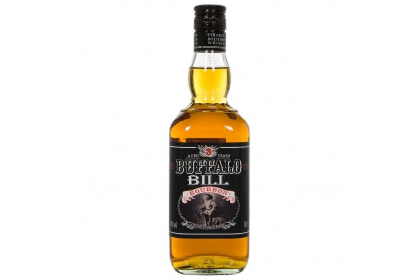Whisky Bourbon Buffalo Bill 70 Cl