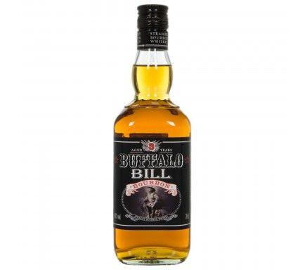 Whisky Bourbon Buffalo Bill 70 Cl