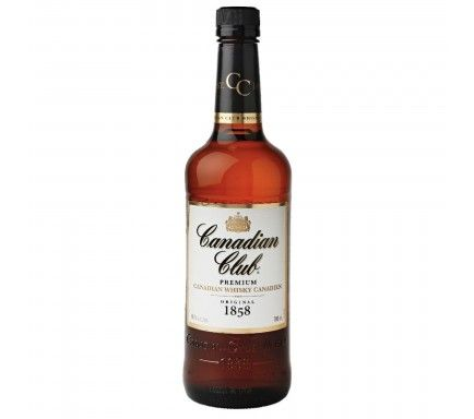 Whisky Canadian Club 70 Cl