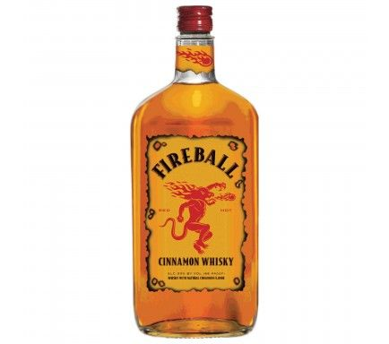 Whisky Fireball 70 Cl