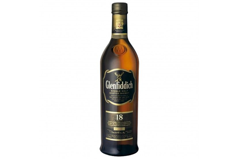 Whisky Malt Glenfiddich 18 Years 70 Cl