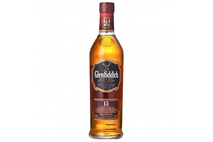 Whisky Malt Glenfiddich 15 Anos 70 Cl