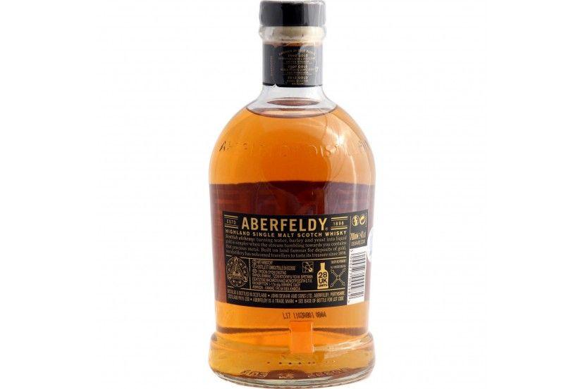 Whisky Malt Aberfeldy 12 Years 70 Cl