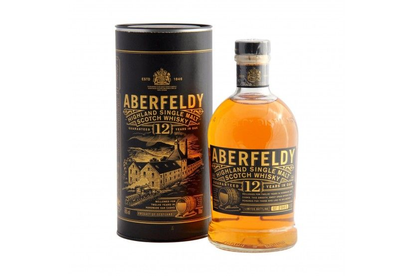 Whisky Malt Aberfeldy 12 Anos 70 Cl