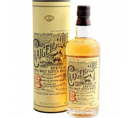 Whisky Malt Craigellachie 13 Years 70 Cl