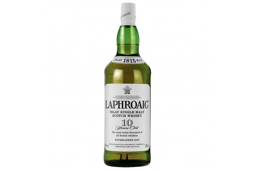 Whisky Malt Laphroaig 10 Anos 70 Cl