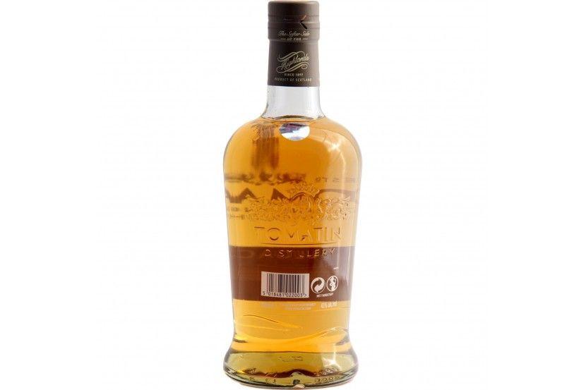 Whisky Malt Tomatin Legacy 70 Cl