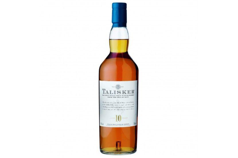 Whisky Malt Talisker 10 Anos 70 Cl