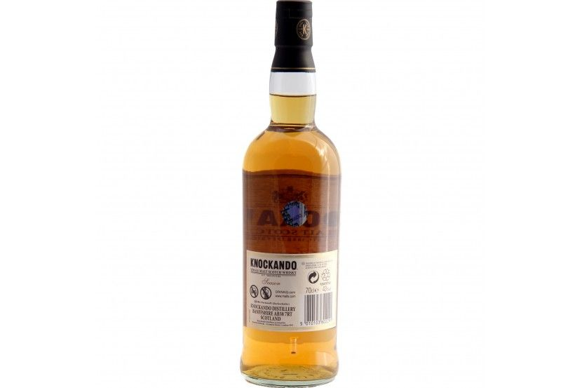 Whisky Malt Knockando 12 Anos 70 Cl
