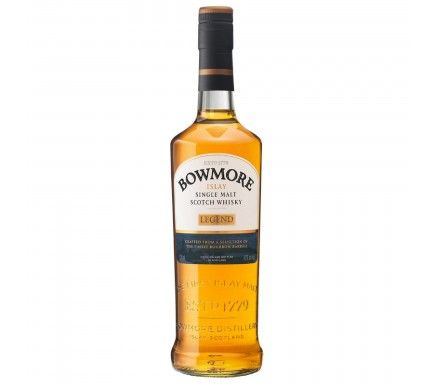 Whisky Malt Bowmore Legend 70 Cl
