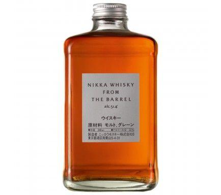 Whisky Malt Nikka From The Barrel 50 Cl