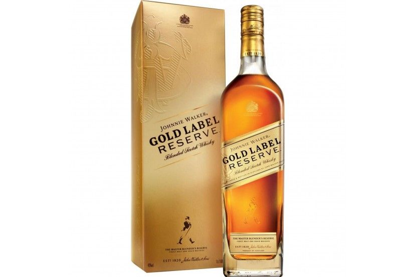 Whisky Johnnie Walker Gold 70 Cl