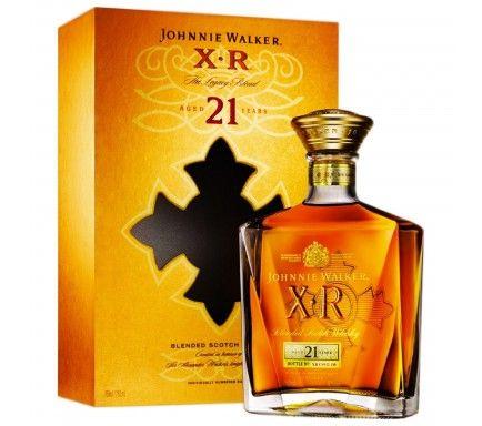 Whisky Johnnie Walker 21 Anos XR 70 Cl