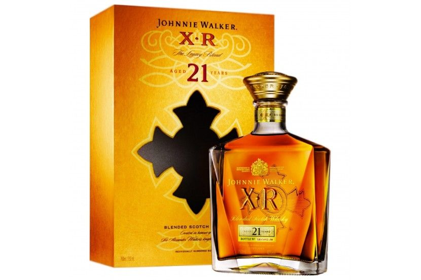 Whisky Johnnie Walker 21 Years XR 70 Cl