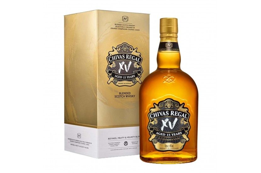 Whisky Chivas Regal 15 Anos 70 Cl