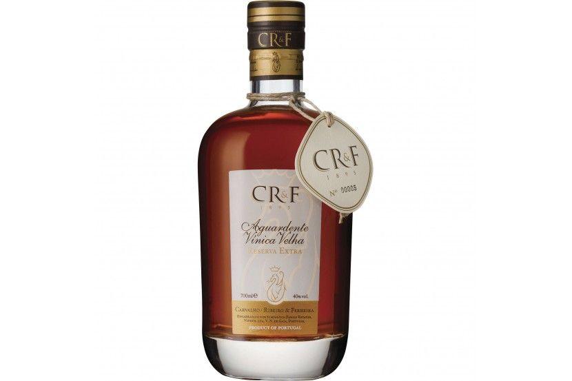 Aguardente Velha C.R.& F. Reserva Extra 70 Cl