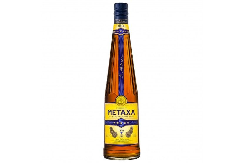 Aguardente Metaxa 5 Anos 70 Cl