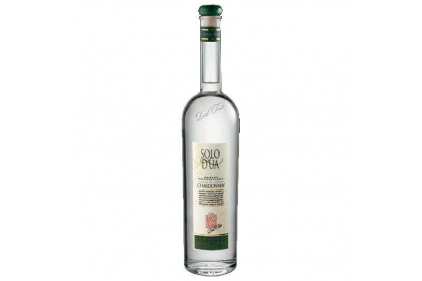 Grappa Solo D'Ua Chardonnay 70 Cl
