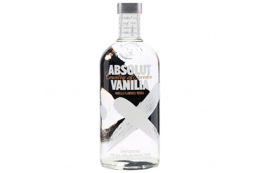 Vodka Absolut Vanilla 70 Cl