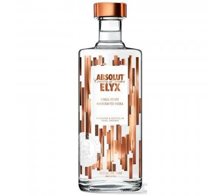 Vodka Absolut Elyx 1 L