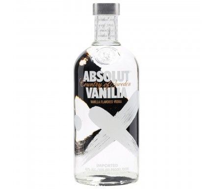 Vodka Absolut Vanilla 70 Cl