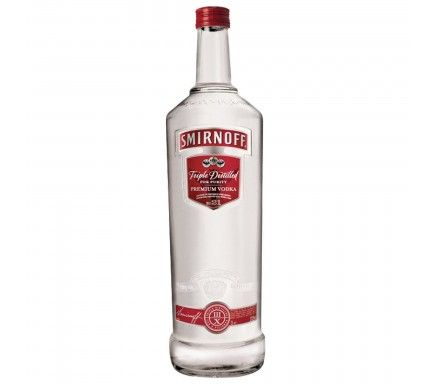 Vodka Smirnoff Red 3 L