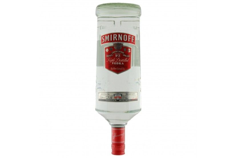 Vodka Smirnoff Red 1.5 L