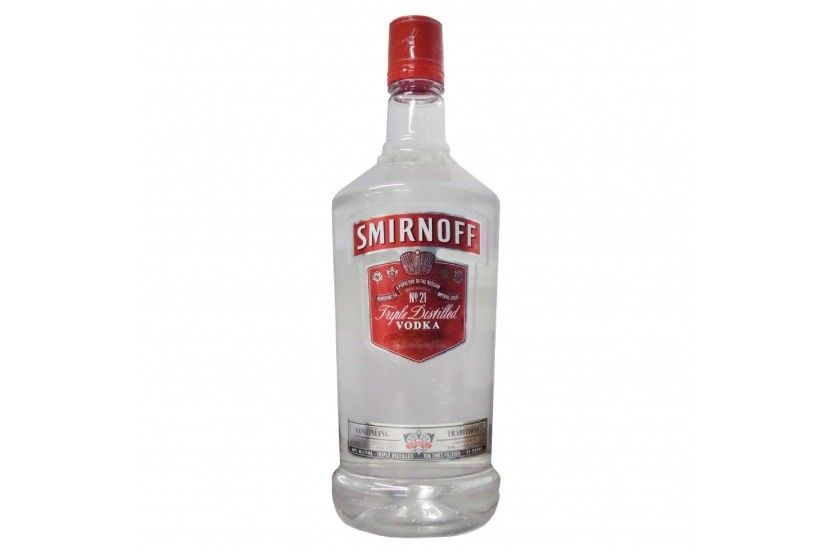 Vodka Smirnoff Red 1.75 L (Pet)