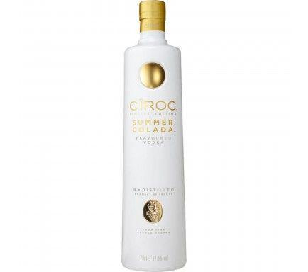 Vodka Ciroc Summer Colada 70 Cl
