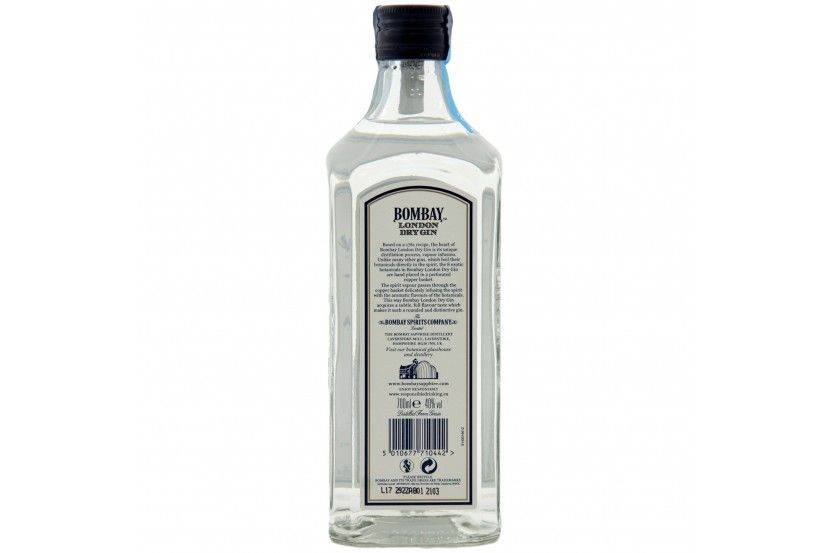 Gin Bombay Original 70 Cl