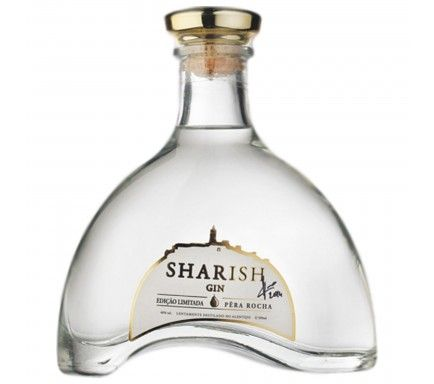 Gin Sharish Pera Rocha 50 Cl