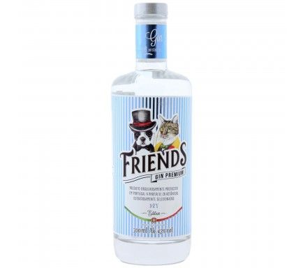 Gin Friends Premium Dry 70 Cl