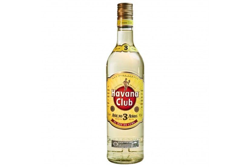 Rum Havana Club 3 Anos 70 Cl